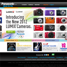 Enterprise Search and Analytics for Panasonic